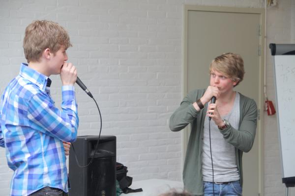 Workshop Beatboxen Teamuitje